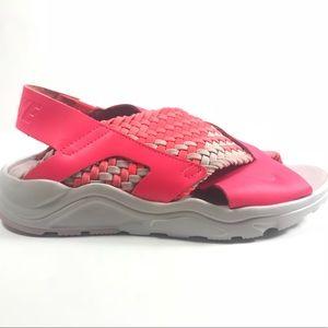 a271b330fc15 Nike Shoes - Nike Air Huarache Ultra Solar Red Coral Sandals